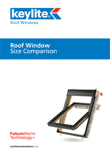 Brochure downloads keylite roof windows for Window brand comparison