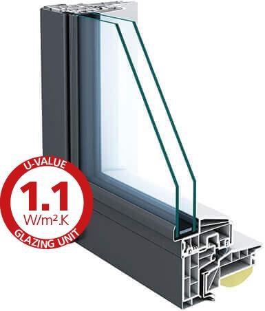 Standard Glazing Thermal (T)