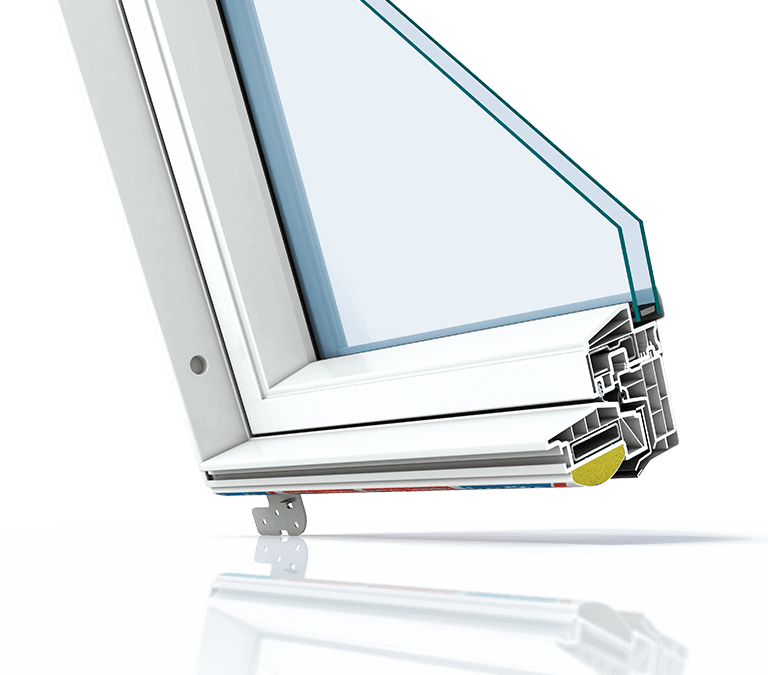 Keylite's new Polar White PVC Roof Window is built to perform for builders.