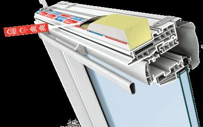 Polar Power inspires new Keylite PVC Roof Window