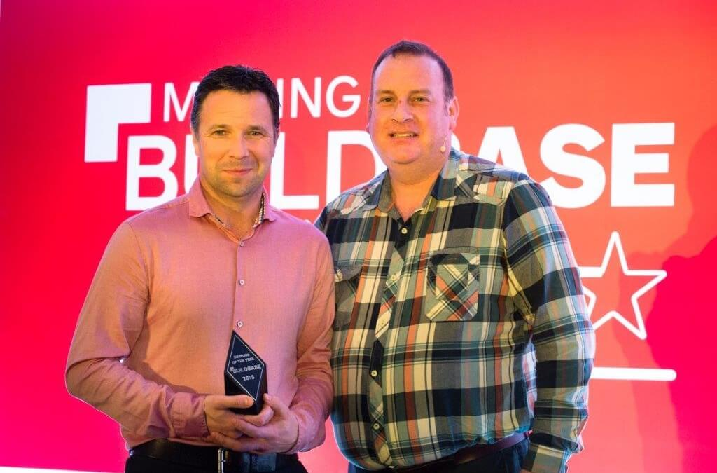 Keylite Roof Windows Win Buildbase 'Supplier of the Year'
