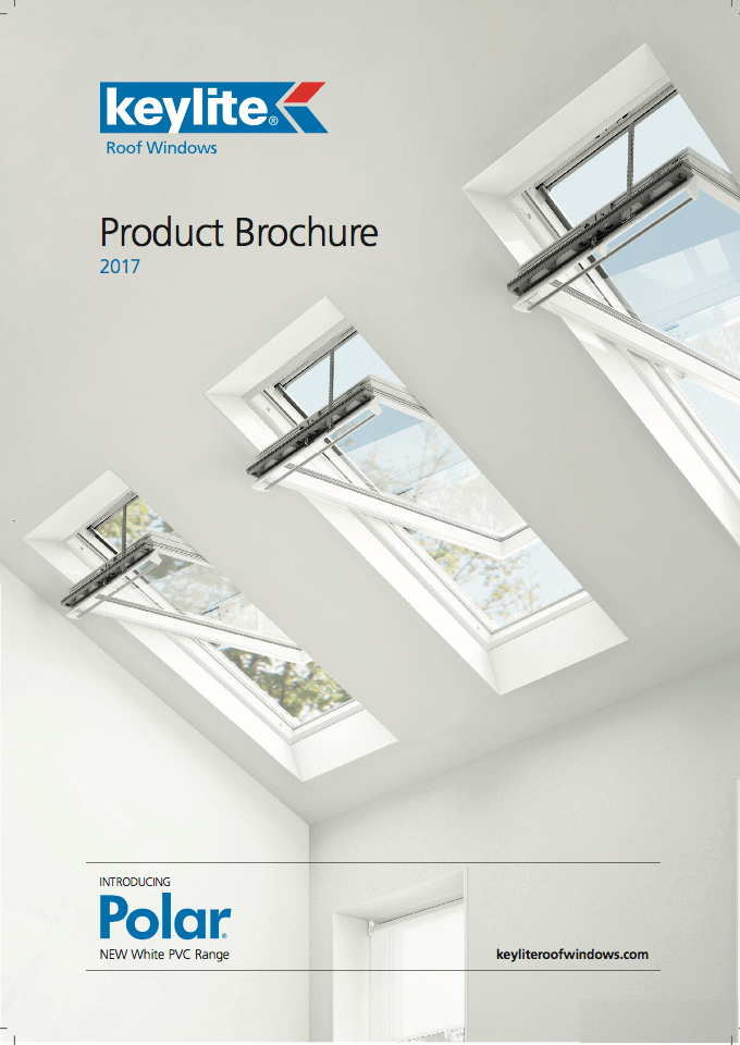 The latest Keylite Roof Window Product Brochures