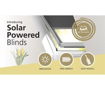 Introducing Solar Blinds