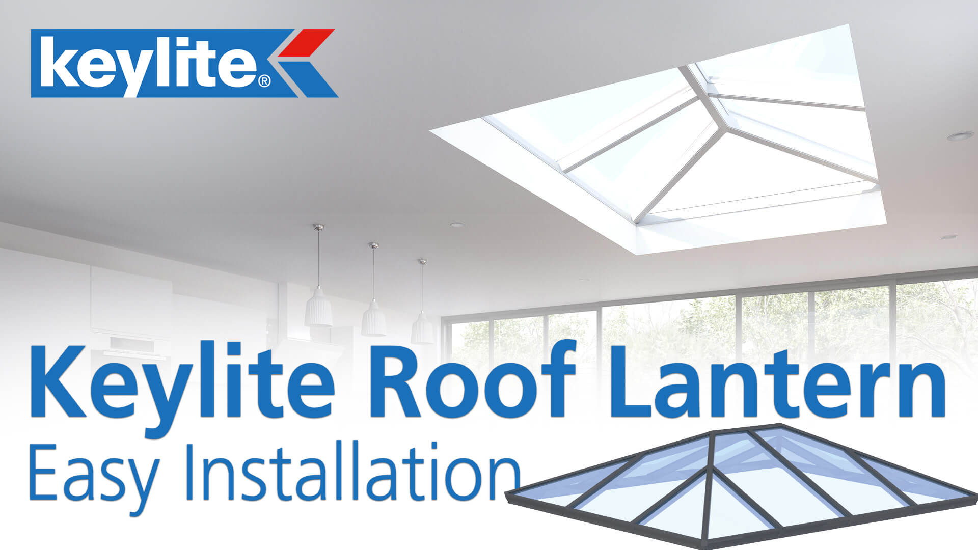 Roof Lantern | Keylite Roof Windows
