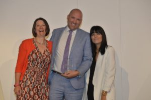Keylite Roof Windows wins Best Roofing Brand at the inaugural BMJ Industry Awards