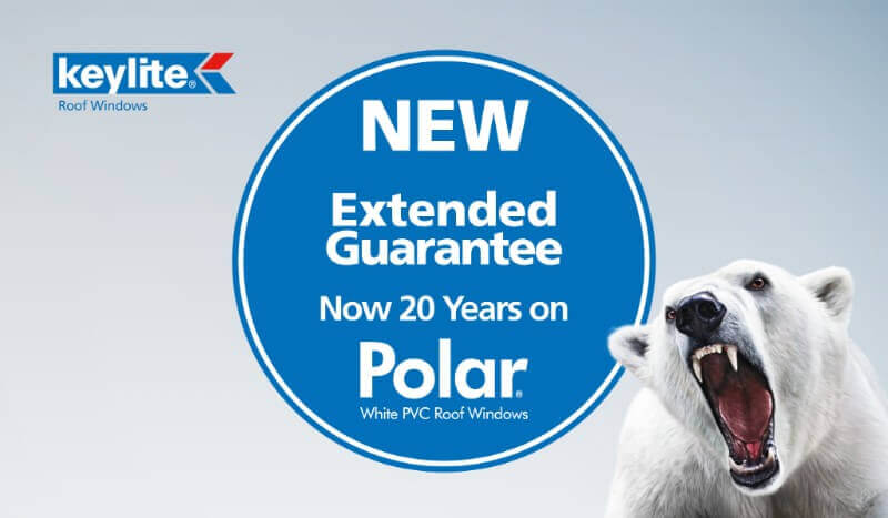 Extended Guarantee…Now 20 Years on Polar!