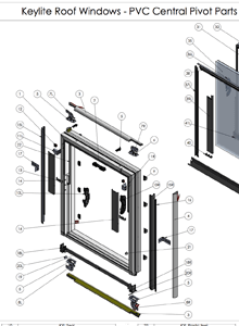 Spare Parts Keylite Roof Windows